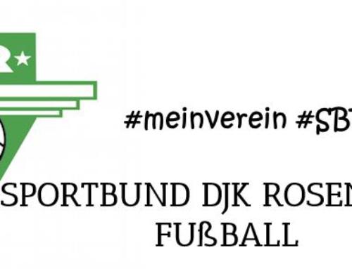 Sportbund DJK Rosenheim auf Jugendtrainer/innen Suche