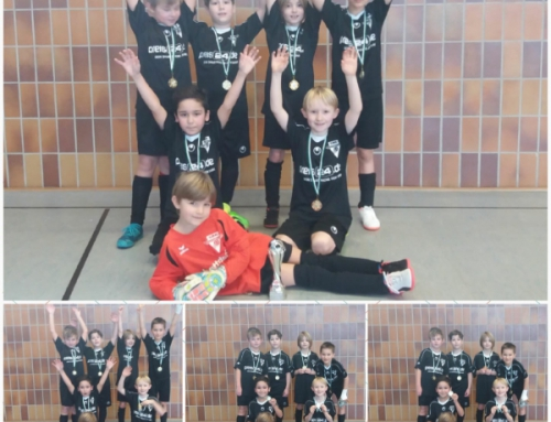 Internationales F-Jugendturnier des Sportbund DJK Rosenheim