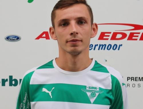 Sportbund verliert spät zwei Punkte und Torjäger Marko Dukic
