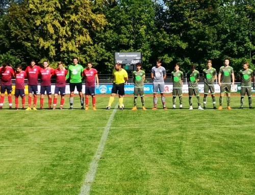 Erster Punkt für Sportbund U23