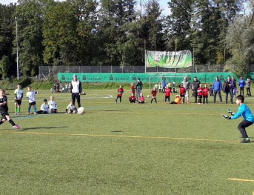 Kleinfeld OVB Cup ein voller Erfolg für den Sportbund
