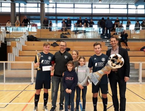 SC Oberweikertshofen gewinnt den 19. A-Junioren März Cup in Rosenheim