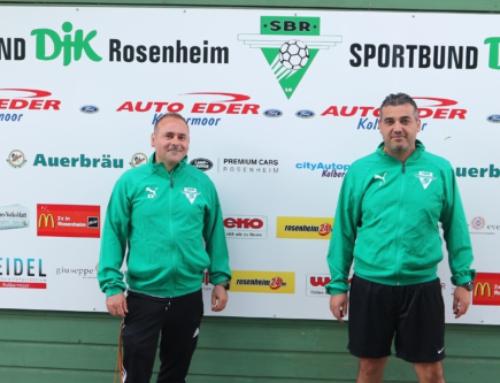 Ünsal Turgut neuer Sportbund A-Jugend Trainer