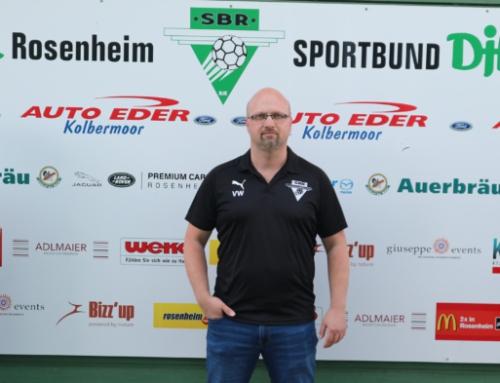 SB DJK Rosenheim stellt Jugendbereich neu auf