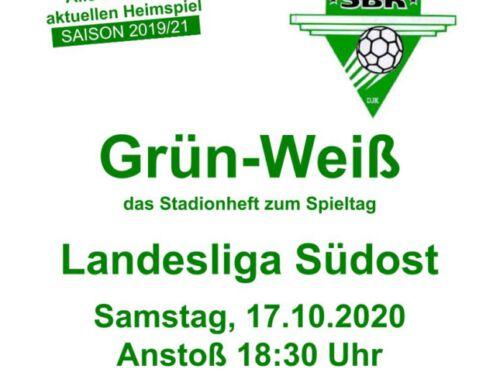 Stadionheft TSV Waldkirchen online!